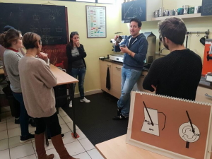 PROFESSIONAL COURSE WITH SCA ITALIAN BARISTA METHOD CERTIFICATION: 4 WEEKS
