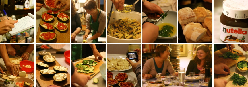 ITALIAN LANGUAGE AND COOKING INTENSIVE COURSE